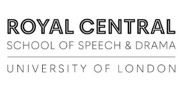The Royal Central School of Speech and Drama logo