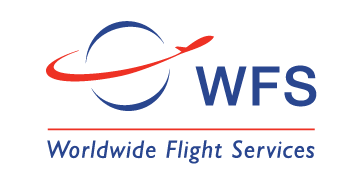 Worldwide Flight Services (WFS) logo