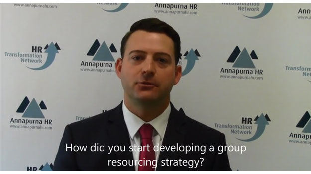Simon Hallett Former Group Head of Resourcing at Lloyds Banking Group Discusses Delivering a Resourcing Strategy