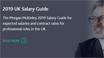 Morgan McKinley 2019 Human Resources Salary Guide
