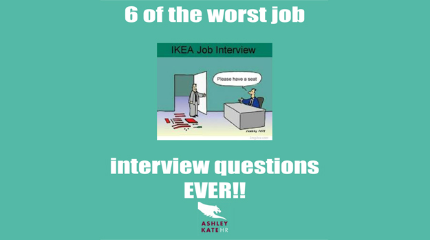 Six of the Worst Interview Questions