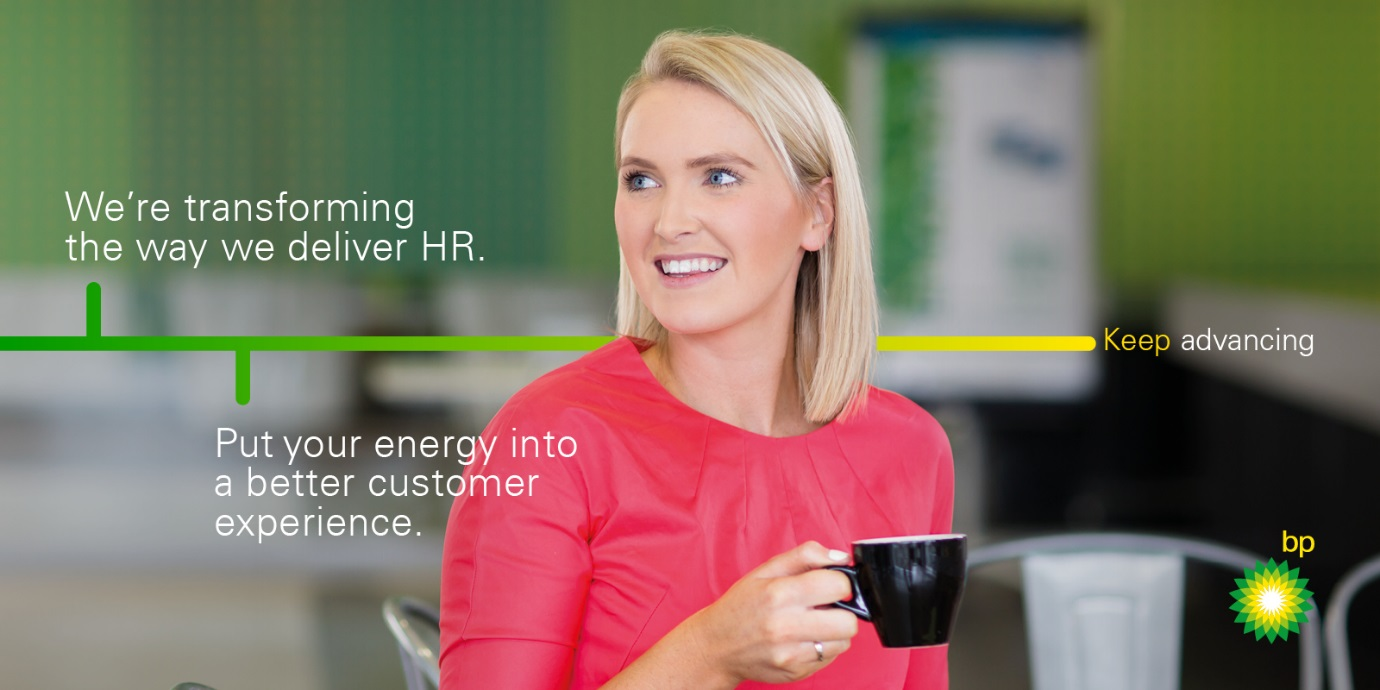 Transforming the way we deliver HR