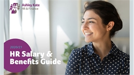 Ashley Kate HR Salary and Benefits Guide 2021