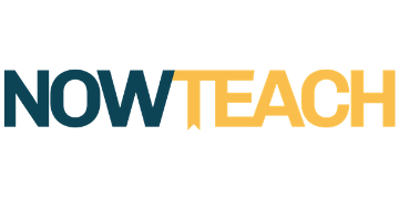 Now Teach logo