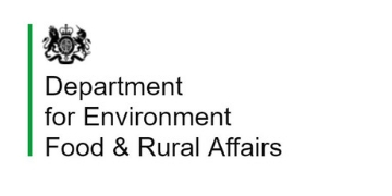 Department for Environment Food & Rural Affairs (DEFRA) logo